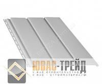 ТМ BRYZA Софит (сайдинг) (ТМ БРИЗА),белый / RAL 9010,1.22 м.кв (4х0,31)