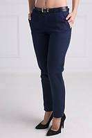 Женские брюки синие, р.М,L,XL,XXL код 1290М