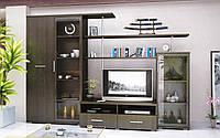 Стенка Нео-3 Мебель Сервис 1820х2700х588 мм