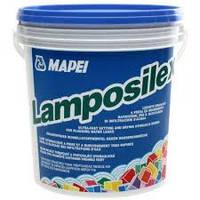 LAMPOSILEX -(5кг) сухая смесь для мгновенной остановки протечек воды
