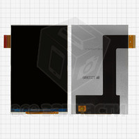 Дисплей для Fly IQ255 Pride, original, 45 pin