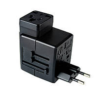 Универсальное зарядное устройство Promate travelMate-Duo