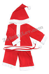 Костюм Санта Клауса для малыша