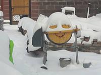 Киев завалило снегом?Не переживайте.Снегопады покидают Украину и есть возможность успеть поставить солнечную станцию и гелиосистему.Мы поможем!
