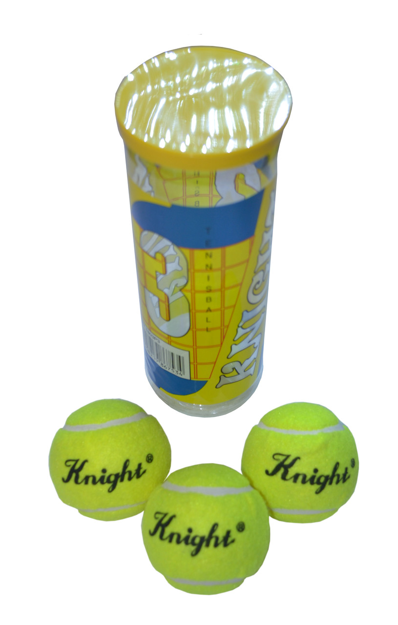 """Мяч для большого тенниса """"Knight"""". Высший сорт. 404"""