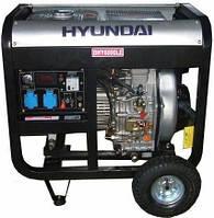Генератор дизельный HYUNDAI Professional DHY 6000LE