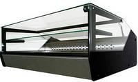 Холодильная витрина Полюс ВХС-1,0 Cube Арго XL ТЕХНО