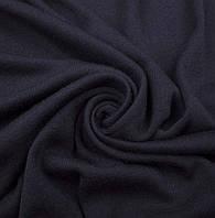 Трикотаж Вискоза плотная Черная