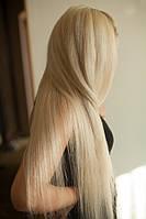 Хвост накладной, цвет светлый блонд (№ 613)