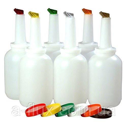Бутылка для миксов и дрессинга 4 л CO-RECT