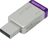Флеш-драйв KINGSTON DT 50 8 GB USB 3.1