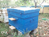Улья,(улики), лежаки, дадан многокорпусные на 300 и 145 рамку для пчел