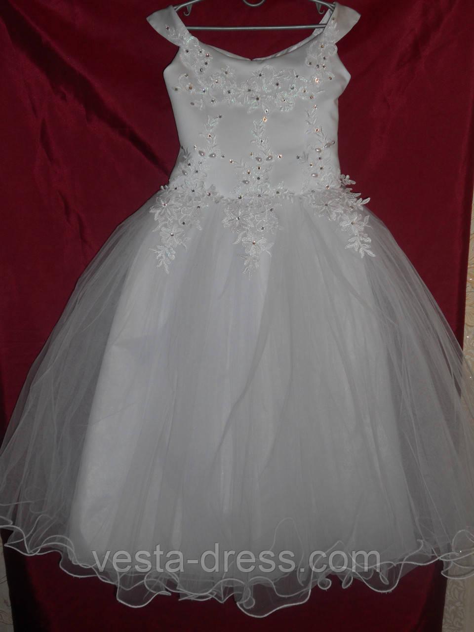 90c3a784b48 Праздничное платье для девочки 9-13 лет № 67 - Интернет магазин