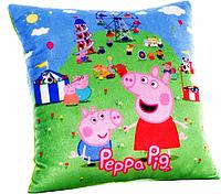 Детская подушка Свинка Пеппа Копиця