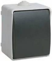 ВСк20-1-0-ФСр Выключатель кнопочный для открытой установки IP54