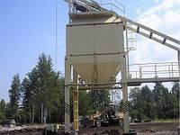 Бункер накопитель для зерна