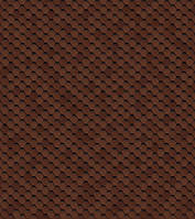 Битумная черепица Шинглас Кадриль Соната (коричневый)
