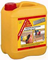 Пластифицирующе-гидрофобизирующая добавка,для наружных отделок, штукатурок и стяжек Sika-1, 5кг