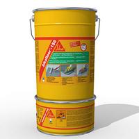 Эпоксидный упрочнитель пола, грунтовка под Sikafloor / светло-желтый,Sikafloor-156 (AB), 10кг