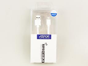 USB кабель Aspor A172 for iPhone 5/6 , фото 3