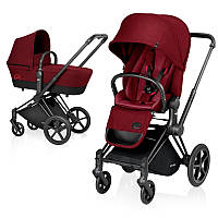 Cybex Priam Lux 2017 цвет Infa Red