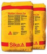 Топпинг.Сухой упрочнитель бетонной поверх. промыш. полов высок. качества Sikafloor-3 Quarztop/Sika Panbex F1