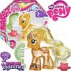 My Little Pony поні Applejack з блискітками серія Cutie Mark Magic (Май Литл Пони пони Эплджек с блестками), фото 3