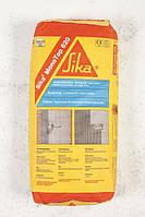 Ремонтный раствор для выравнивания и шпаклевки Sika MonoTop - 620,25кг