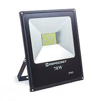 Светодиодный прожектор EV-70-01 70W 4200K 5600Lm SMD 39010 Евросвет
