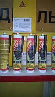 Битумный герметик / чёрный,герметизация швов вокруг дымовых труб,окон,трещин Sika BlackSeal-BT