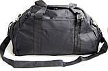 Спортивная сумка Reebok. Сумка в дорогу. Большая дорожная сумка. Сумка Reebok, фото 4