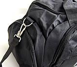 Спортивная сумка Reebok. Сумка в дорогу. Большая дорожная сумка. Сумка Reebok, фото 5