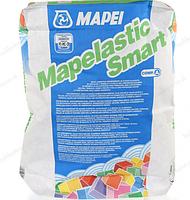 MAPELASTIC SMART Мапей двухкомпонентная высоко эластичная быстротвердеющая минеральная гидроизоляция