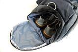 Спортивная сумка Reebok. Сумка в дорогу. Большая дорожная сумка. Сумка Reebok, фото 7