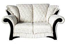 """Стильний розкладний 2х місний шкіряний диван """"Faero"""" (Фаэро). (178 см), фото 3"""