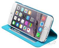 Чехол Laut Apex Mirror Apple iPhone 6, Apple iPhone 6s Blue (LAUT_IP6_FOM_BL)