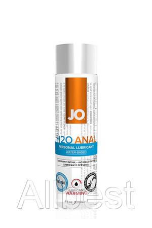 Лубрикант на водной основе анальный JO Anal H2O Warming 135ml (T250604)