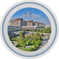 Тарелки с логотипом