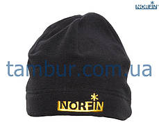 Шапка флисовая Norfin Fleece Black (охота, рыбалка, туризм)