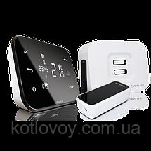 Программируемый термостат с управлением через интернет Salus IT500, фото 3