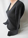 Женские кофточки черного цвета., фото 4