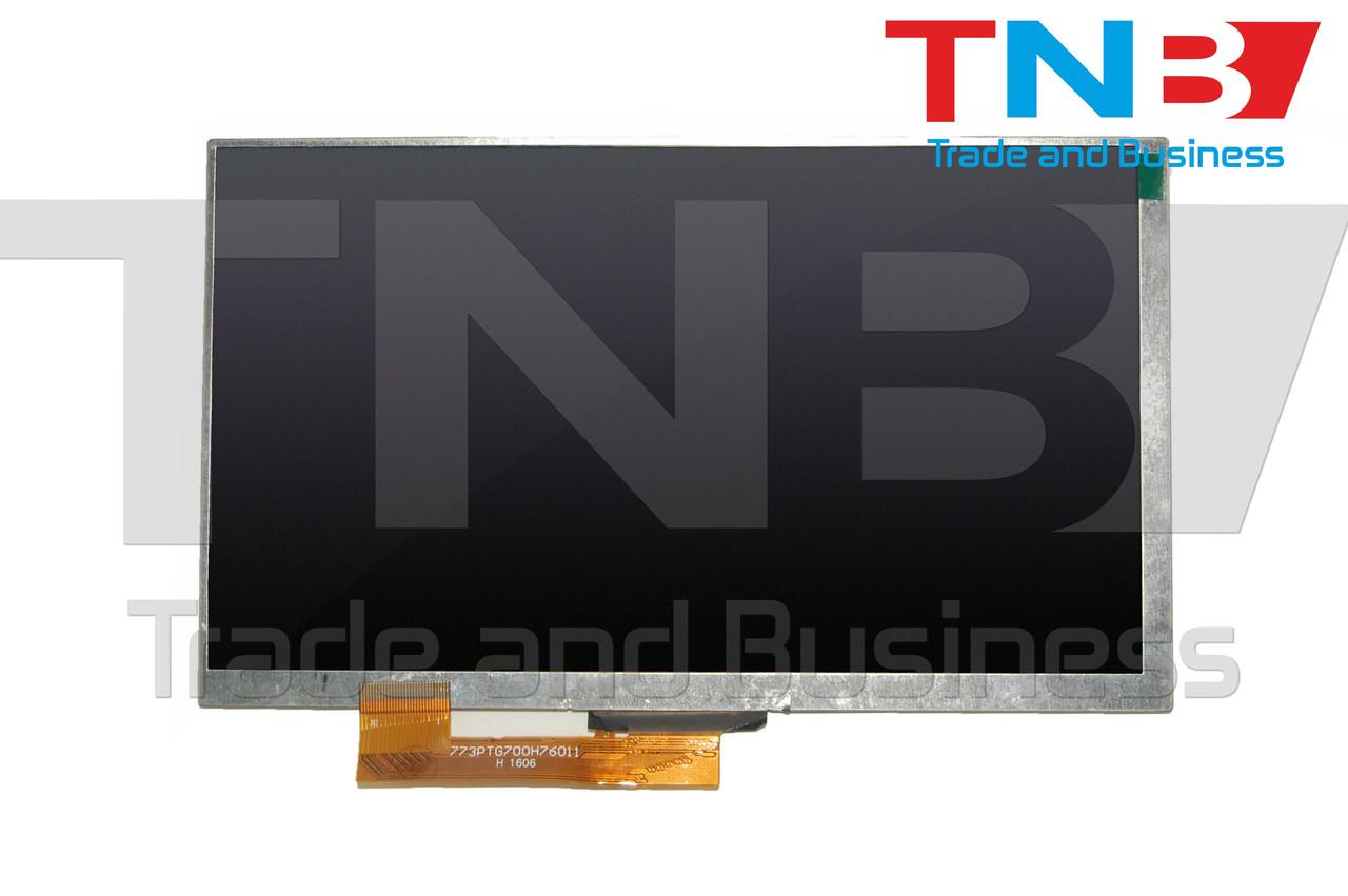 Матрица 164x97mm 30pin 1024x600 IPS FPC70030MW-IPS