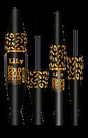 Набор тушь+подводка для глаз  Colossal Volum Express Mascara & Eyeliner Lily ME151