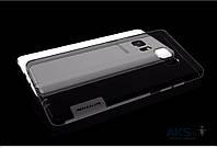 Чехол Nillkin Nature Series Samsung N930 Galaxy Note 7 Transparent Gray