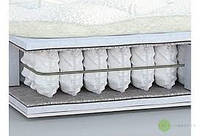 Ортопедичний матрац на незалежних пружинах Латте, фото 1