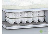 Ортопедичний матрац на незалежних пружинах Латте 160х200