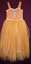 Платье бальное детское Нарядное 10-12 лет