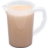 Мерная чаша из полипропилена 1 л Stalglast