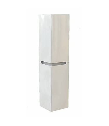 Шкафчик боковой, высокий, белый глянец KOLO MODO 88426-000, фото 2