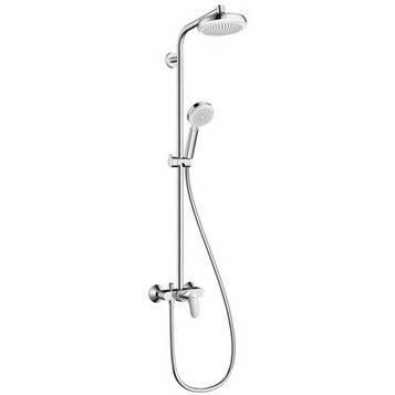 Душевая система 1,60м HANSGROHE Crometta 160 Showerpipe 27266400, фото 2